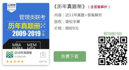 2020年哈尔滨工业大学MBA招生简章